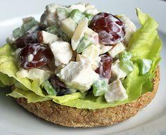 Low-Calorie Chicken Salad