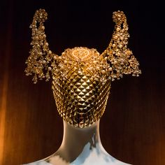 Alexander McQueen Savage Beauty exhibition at the V&A Museum | Harper's Bazaar