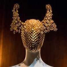 Alexander McQueen Savage Beauty exhibition at the V&A Museum | Harper's Bazaar