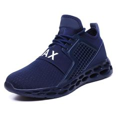 Brand Name: GSLMOLNUpper Material: Mesh (Air mesh)Shoes Type: BasicOrigin: CN(Origin)Outsole Material: EVAClosure Type: Lace-upFit: Fits true to size, take your normal sizeSeason: SummerModel Number: Men's sports shoesPattern Type: SolidFeature: BreathableFeature: Sweat-AbsorbantFeature: LightFeature: Hard-WearingFeature: Anti-OdorInsole Material: EVALining Material: PUsuperstar shoes: leisure shoeszapatillas deportivas mujer: tenis masculino esportivoDropshipping Shoes Sneakers: Sneakers… Mens Trainers, Shoes 2018, Men's Shoes, Shoes Men, Top Shoes, Nike Shoes, Running Sneakers, Running Shoes For Men, Running Sports