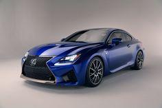 2015 Lexus RC-F First Look - 2014 Detroit Auto Show Preview