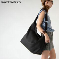 【楽天市場】marimekko マリメッコ WEEKENDER / ビッグショルダーバッグ・5263135930(全2色)(unisex)【2014春夏】:Crouka(クローカ)