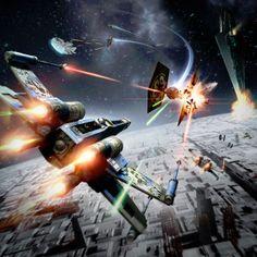 Star Wars Attack Squadrons, futur jeu de combat spatial - http://www.starwars-holonet.com/informations/9130--star-wars-attack-squadrons.html