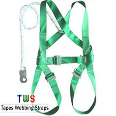 Full body safety belts for industrial workers. Shop with us & get good deals.  For more details click on the below link or call us on +9833884973/9323558399  http://tapeswebbingstraps.in/  Courtsey : Tapes Webbing straps