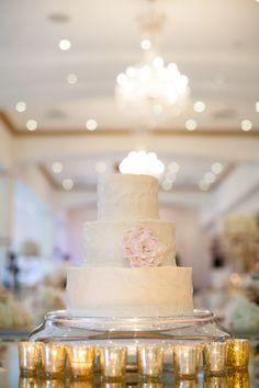 white wedding cake | Archetype Studios