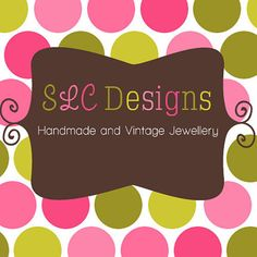 Browse unique items from SLCDesignsUK on Etsy, Handmade and vintage jewellery made with love and care. Vintage Jewelry, Handmade Jewelry, Etsy Handmade, Unique Jewelry, Handmade Gifts, My Etsy Shop, Jewelry Making, Manchester, Design