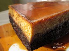 >Portakallı Kudretullah (Krem Karamelli Kek) | Humeyra'nın Yeri