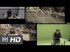 "CGI VFX Breakdowns HD: ""DAWN OF THE STUFF MAKING OF"" - by Alf Lovvold - YouTube"