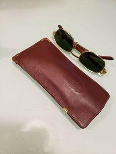 22a9f54ceaa3 eBay  Sponsored Cartier green 2000 Cartier sunglasses