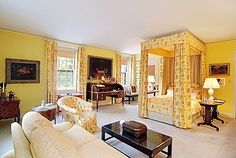 Brooke Astor Holly Hill Estate, 298 Scarborough Rd, Briarcliff Manor, NY 10510  65-acre Hudson River Stone Mansion.