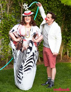Melissa McCarthy Goofs Off With Husband Ben Falcone in Redbook - Us Weekly