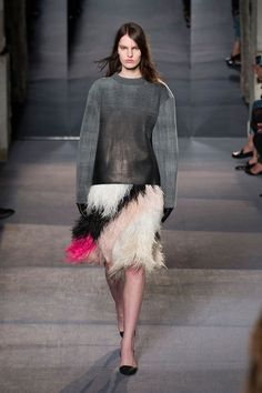 Proenza Schouler at New York Fashion Week Fall 2013 - Runway Photos