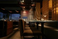 Blue Velvet, Design by Tag Front : AIA/LA 2008 Best Restaurant Design Jury Winner