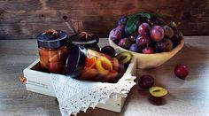 Ai cautat compot de prune | Retetele mele dragi Preserves, Pickles, Plum, Cheese, Drinks, Canning, Syrup, Drinking, Preserve
