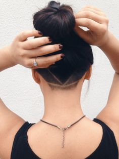 Shornnape #SHNFEED submit your Undercuts : Photo                                                                                                                                                                                 Mehr