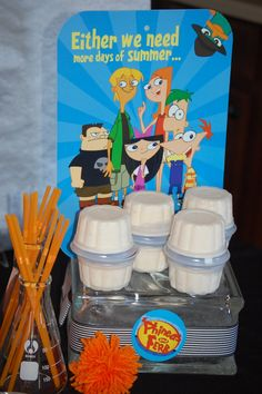 Party Pretty Design: Phineas and Ferb Inspired Birthday 8th Birthday, Birthday Parties, Birthday Ideas, Phineas Und Ferb, Secret Agent Party, Turquoise Party, Disney Dinner, Animal Party, Party Time