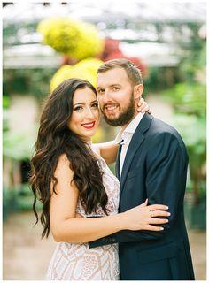 Longwood Gardens Engagement Photography | Ashlee Mintz Photography » My Website
