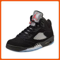 huge discount b8544 47f3a Nike Jordan Men s Air Jordan 4 Retro Mid Navy Mtllc Gld Gld Lf White  Basketball Shoe 8.5 Men US - Our favorite sneakers ( Amazon Partner-Link)    Our ...