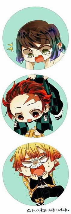 Slayer Meme, Demon Slayer, Cute Anime Chibi, Kawaii Anime, Blushing Anime, Anime Mems, Danganronpa Funny, Chibi Sketch, Cute Anime Character