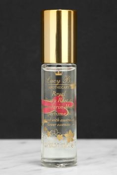 Lucy B Royal Peony Rose & Madarin Musk Perfume Oil Roll-On at Lulus.com!