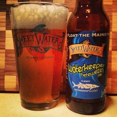Waterkeeper by SweetWater Brewing Company
