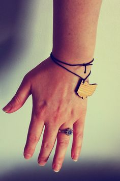 State of Ohio bracelet.