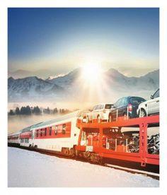 Njut av Österrike i vinter.