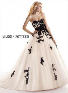Trouwjurken | trouwjurk maggie sottero cosette - Honeymoon shop  my dress