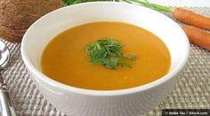 Esta sopa está repleta de sabor y nutrición y solamente toma alrededor de 30 minutos en prepararse. ¡Pruébela ahora! http://recetas.mercola.com/receta-de-sopa-de-zanahoria-con-coco.aspx