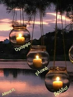 Outdoor Lighting Landscape, Backyard Lighting, Deck Lighting, Outdoor Candles, Rustic Candles, Rustic Chandelier, Rustic Lighting, Lighting Ideas, Candle Chandelier