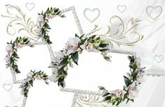 psd photoshop templates wedding frame   wedding frame, frame wedding, frame pernikahan, bingkai pernikahan ...
