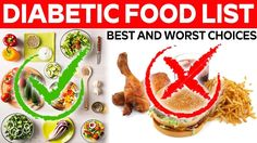 """Best and Worst Foods For Diabetics   What to EAT What NOT to EAT - WATCH VIDEO HERE -> http://bestdiabetes.solutions/best-and-worst-foods-for-diabetics-what-to-eat-what-not-to-eat/      Why diabetes has NOTHING to do with blood sugar  Please watch: """"Kill Diabetes With Days    This Juice Helps Control Blood Pressure Control""""  -~-~~-~~~-~~-~- Watch►Best and Worst Foods For Diabetics   What to EAT What NOT to EAT Hi Friends, Today I am Going To Show You , Top 10.."""
