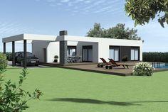Modèle de maison individuelle LA PALLICE - n°118