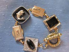 Men's Vintage Cuff Links Bracelet