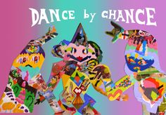 Mumbleboy solo exhibition 'DANCE by CHANCE'
