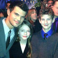 Mackenzie and the twilight cast
