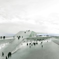 Danish architects CF Møller have won a competition to design a new ferry terminal in Stockholm, Sweden. The terminal will service Stockholm's ferry connection to Finland and the Baltics. The massing of the new building is inspired by traditional maritime architecture and its exterior will be clad in expanded mesh. The new terminal will form …
