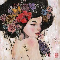 illustrator Stella Im Hultberg  http://www.stellaimhultberg.com/about/