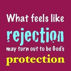 Twitter / 100prayingwomen: Dealing with rejection? ...