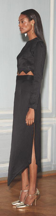 Fall 2015 Ready-to-Wear Juan Carlos Obando