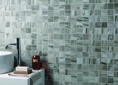 Jurassic - mosaiikki light grey Tile Floor, Bathtub, Curtains, Flooring, Doors, Bathroom, Wall, Home, Grey