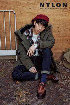 Zico (Block B) - Nylon Magazine November Issue Zion T, Zico Block B, B Bomb, Ailee, Pop Collection, Love My Boys, Korean Artist, Korean Model, Pride And Prejudice
