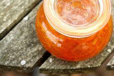 Old Fashion Vanilla Flecked Marmalade