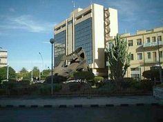Asmara, capital of Eritria.