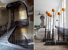 Famous Designer's Parisian Apartment In Eclectic Style   DigsDigs