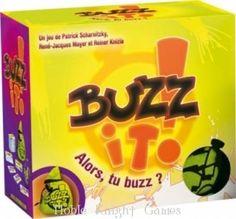 Asmodee Boardgame Buzz IT BOX SW | eBay
