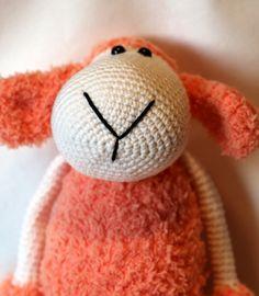 Crochet sheep, chrochet toy by KatkaHandMade on Etsy