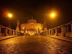 #sanangelo #castle #rome