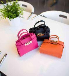 Mini Designer Inspired Birkin Bag for kids by JumpingJacksBabywear, $32.99