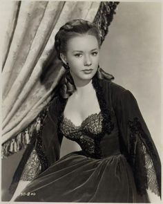 Piper Laurie (1932-) born Rosetta Jacobs in Michigan. Actress of stage and films.